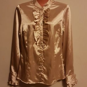 NWOT Fancy Blouse